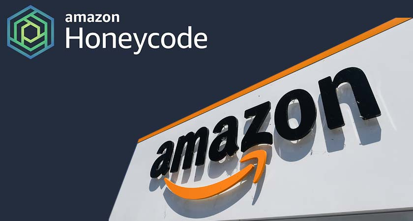 Amazon Honeycode – Dare without Fear and Build Web & Mobile Apps Without Writing Code.